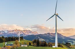 Mínimos históricos de carbón, normas de emisiones de metano, aire acondicionado y parques eólicos en Alemania