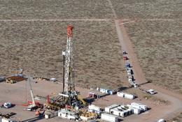 Industria del fracking se detiene en el Reino Unido, aumento uso del biogás y captura de carbono