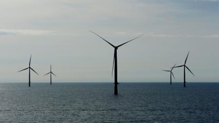 Energía Internacional: Turbinas eólicas mar adentro